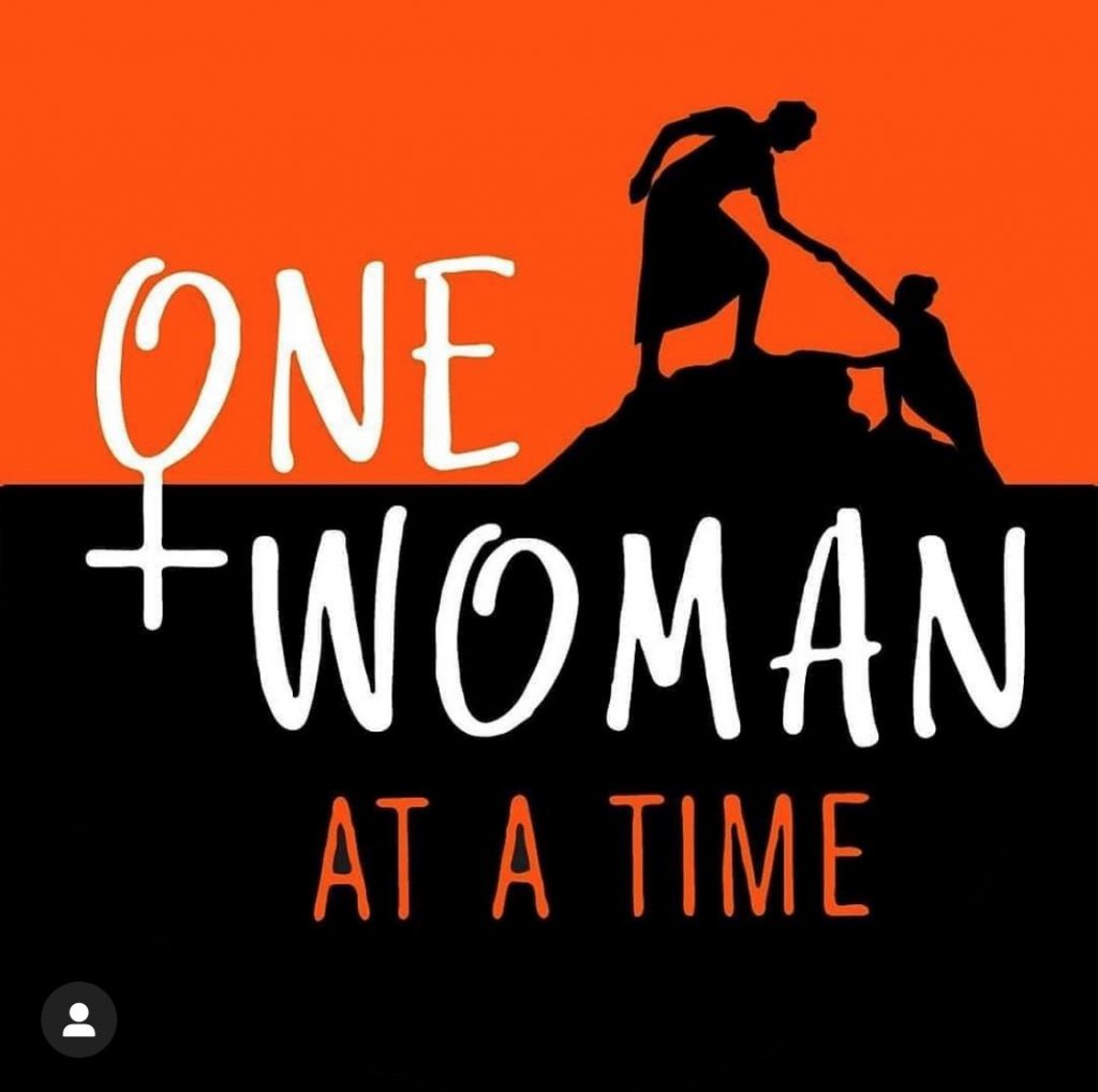 One Woman at a Time Logo