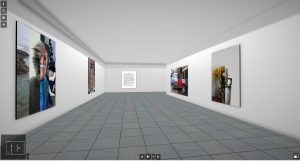 An Isolated Connection exhibition screenshot